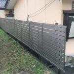 上田市 戸建てアパート 外構工事